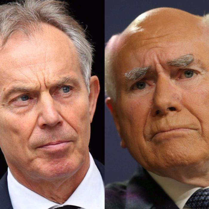 Former Scottish first minister Alex Salmond lashes Howard, Blair over Chilcot findings on war in Iraq Scotland's former first minister Alex Salmond has launched a scathing broadside at Tony Blair and John Howard.