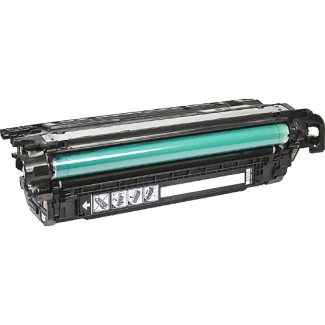 eReplacements New Compatible Black Toner for HP CE260A, 647A