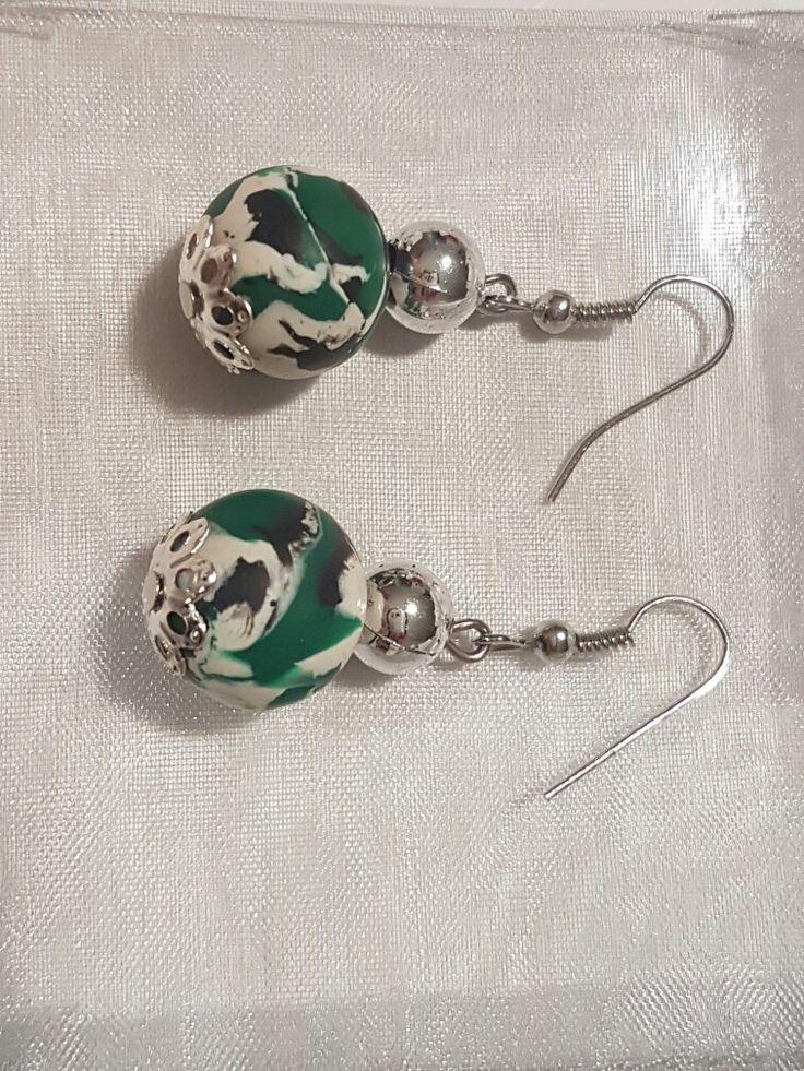 The promised earrings.