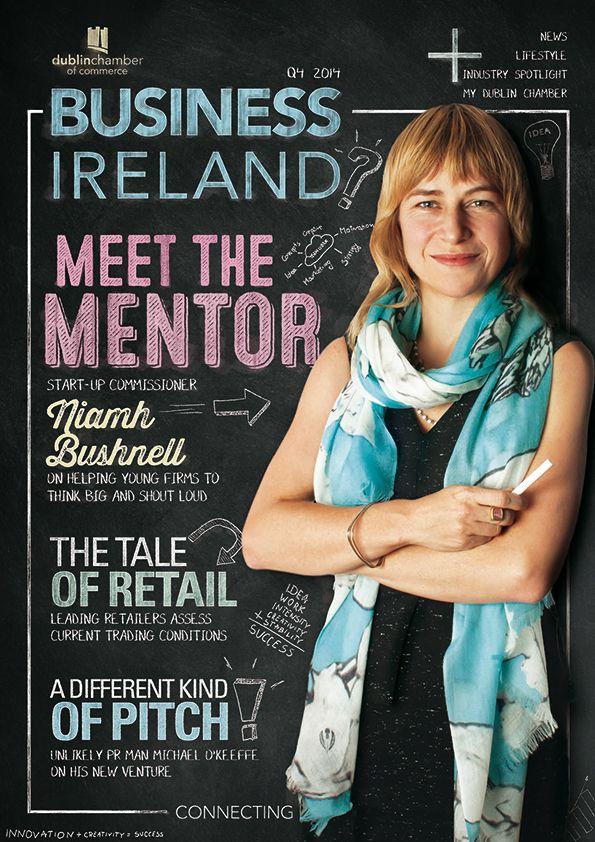 Niamh Bushnell, Dublin Commissioner for Startups