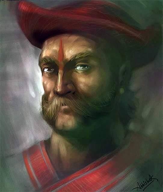 Maratha solider