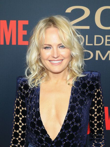 Malin Akerman is seen attending Showtime Golden Globe Nominees Celebration at Sunset Tower in Los Angeles, California.