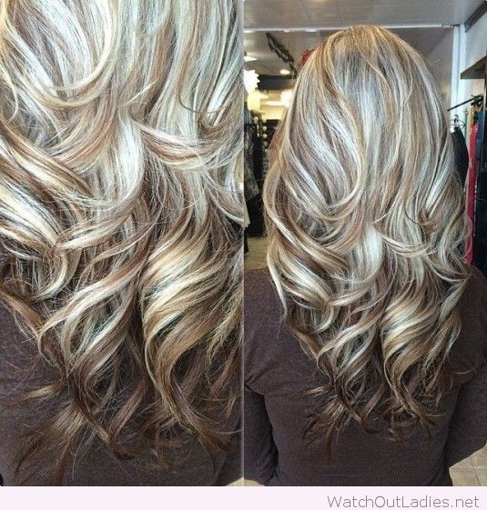 25 beautiful light blonde highlights ideas on pinterest light light blonde highlights with brown lowlights pmusecretfo Gallery