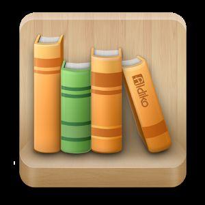 Aldiko Book Reader: Gran catálogo de libros digitales: multilengua. Interface fácil de usar. Compatible con las tabletas y teléfonos Android. Puedes crear tus propios marcadores y pasar rápidamente de una sección a otra gracias a la tabla de materias. Importa tus propios archivos EPUB y PDF en la aplicación para leerlos en tu periférico, organiza tus libros digitales por etiquetas y colecciones. Además, Aldiko memoriza automáticamente en dónde te quedaste en tu lectura.