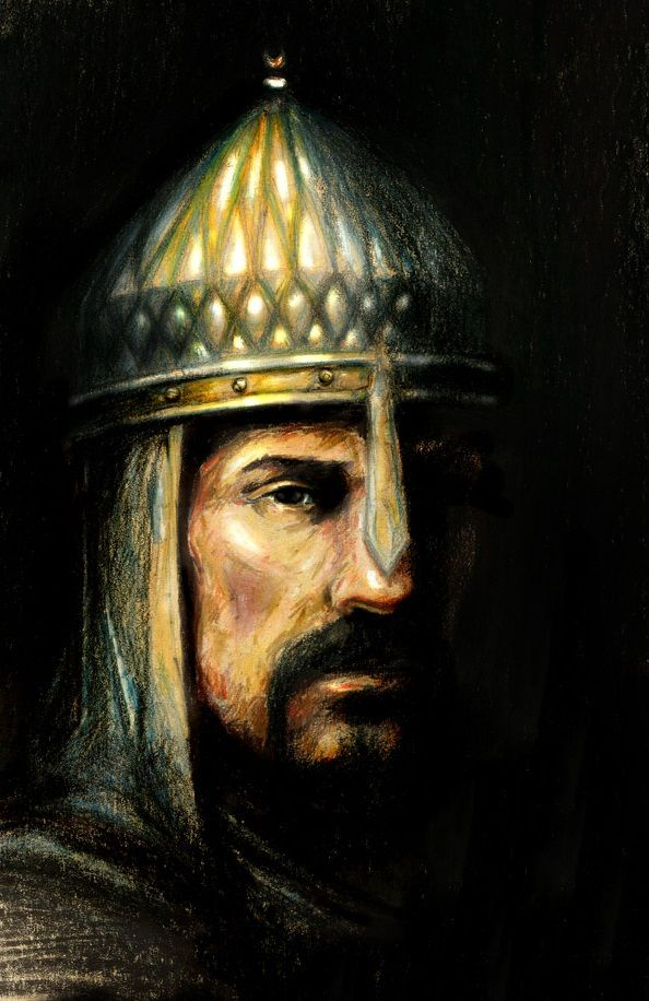 Alp Arslan was the second Sultan of the Seljuk Empire and great-grandson of Seljuk, the eponymous founder of the dynasty.