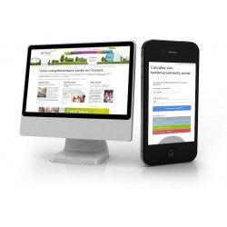 Pack Site Vitrine (sans administration) http://www.adevis.fr