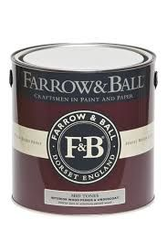 farrow and ball paint ALL WHITE-SATIN