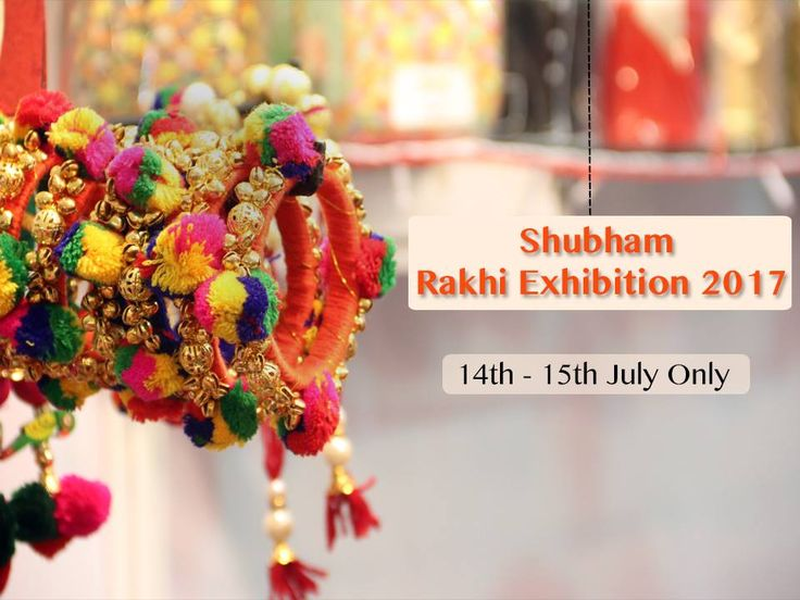 Two Days #ShubhamRakhiExhibition Started With A Bang! ENTRY: 30 Rs/- Per Head Dates: 14th & 15th July 2017 Timings: 10:00 AM onwards Venue: B. M. Birla Auditorium, Statue Circle, Jaipur, India #Exhibition #Rakhi #Gifts #souvenirs #ShubhamRakhiExhibition #CityShorJaipur
