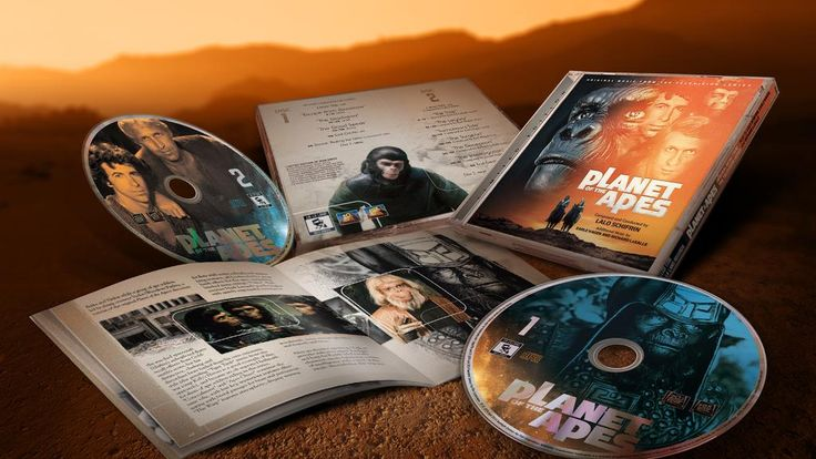 The crew over at La La Land Records has a fantastic new release that'll be available on January 13th... The Planet of the Apes: The TV Serious original soundtrack 2-CD set.