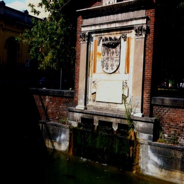 Navigli, Milano, 11th July