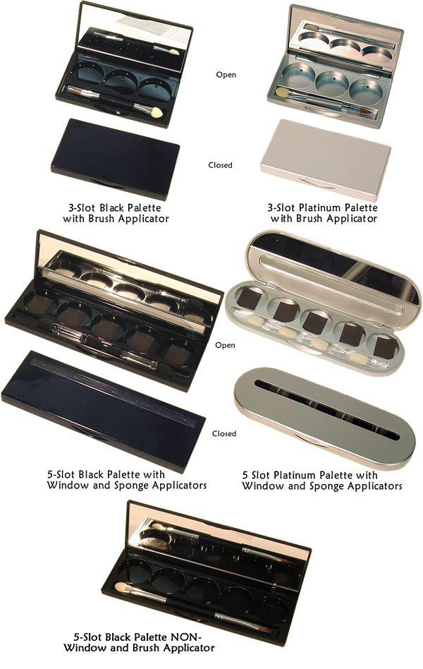 Palette Slots