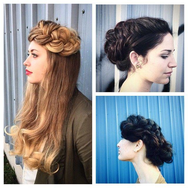 1000 images about theory up do on pinterest montana - Celeste beauty salon ...