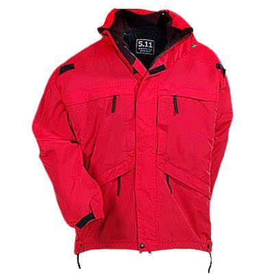 5.11 Tactical 3 In 1 Waterproof Fleece Parka 48001 477