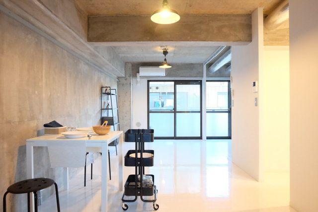 秘密の宝物 304号室(神奈川県川崎市中原区) | 東京、神奈川、千葉、埼玉のリノベーション・デザイナーズ賃貸ならグッドルーム[goodroom]
