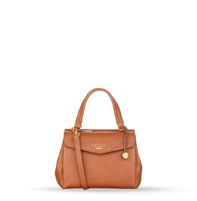 Klassinen ja naisellinen laukku on pieni ja suloinen. Laukku kestää pahimmatkin säät ja kulkee mukavasti mukana niin kädessä kuin olalla. Tätä laukkua et voi vastustaa!  - BeBag.fi