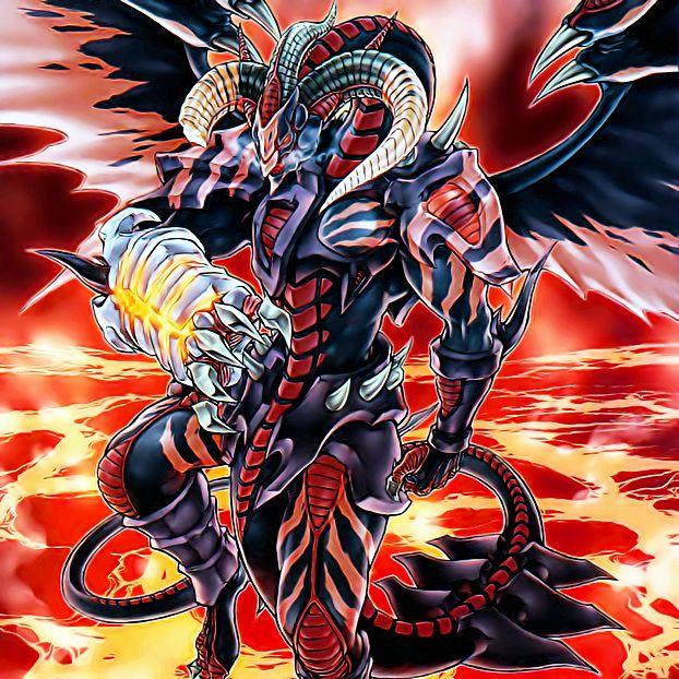Red Nova Dragon Wallpaper Red Dragon Arch...