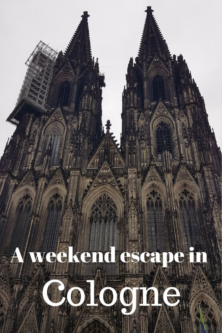 Beautiful Cologne! Perfect autumn destination for a weekend #escape #travel #getaway #cologne #dom