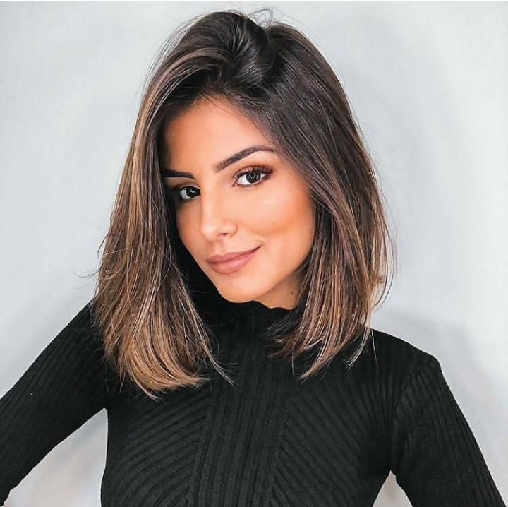 A Guide On Hairstyles For Petite Girls 5 Short Hair Styles Thick Hair Styles Medium Hair Styles