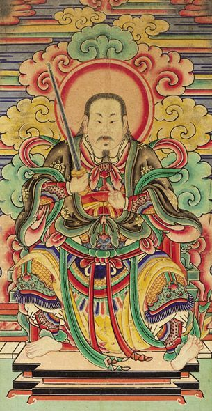 玄天上帝 - Google 搜尋 Xuanwu - Chinese deity of martial arts ...
