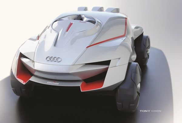 Audi RALLY KING   The Ultimate Rally Experience by Tony Chen, via Behance   project   Pinterest   Chen, Rally and Behance