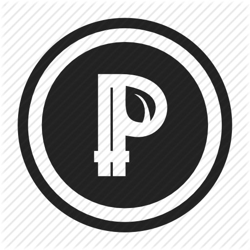 contributor, currency, peercoin, percentage icon