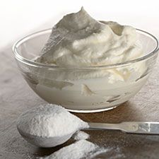 Whipped Cream Stabilizer from King Arthur Flour... looks interesting and good for layer cakes.