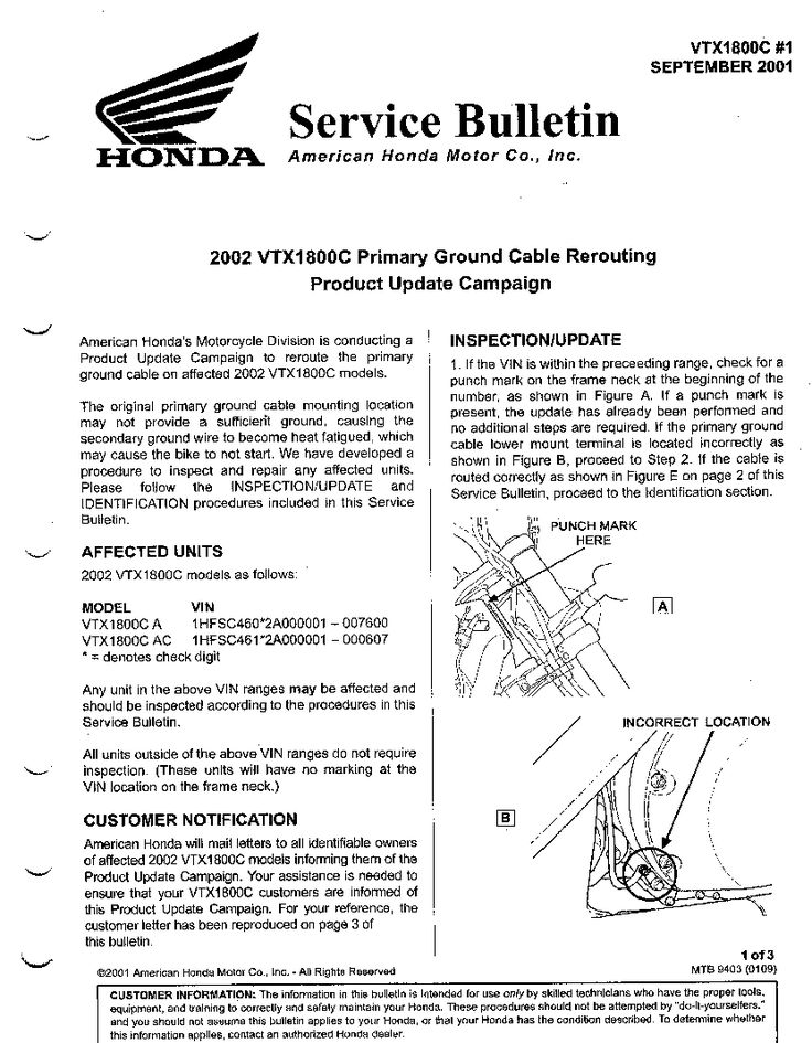 17 best images about honda vtx 1300 motorcycle honda vtxc ground wire update