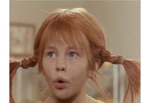 Pippi =] I so wanted to be her