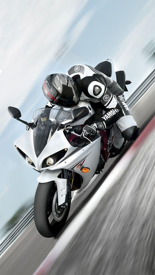 Iphone 5 Wallpapers Yamaha Bikes Super Bikes Custom Bikes Cafe Racers Iphone cool motorcycle wallpaper