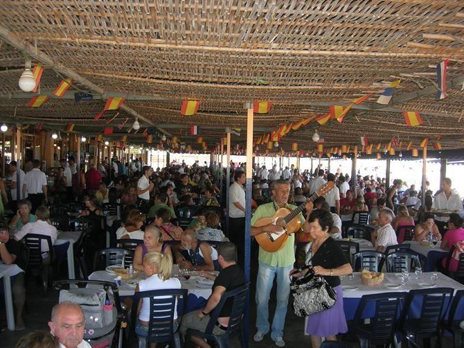 El Tintero Restaurant, El Palo