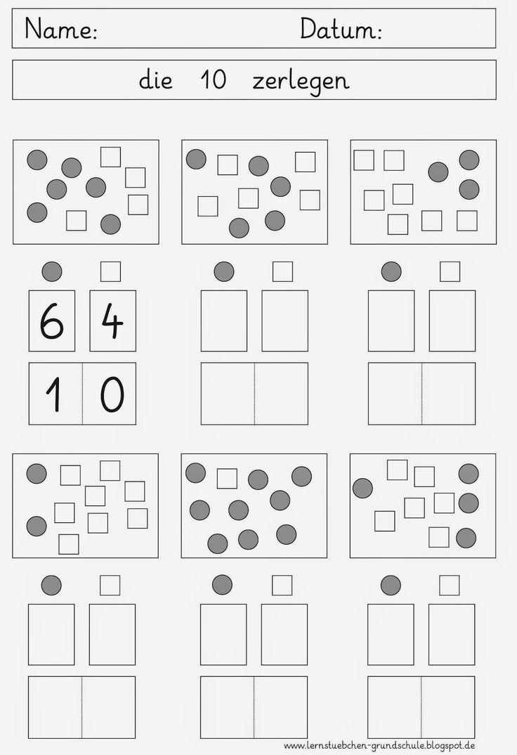 1093 best Mathe images on Pinterest | Education, Kindergarten and ...