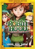 Robin Hood: Mischief in Sherwood [DVD] [English] [2015], 28120650