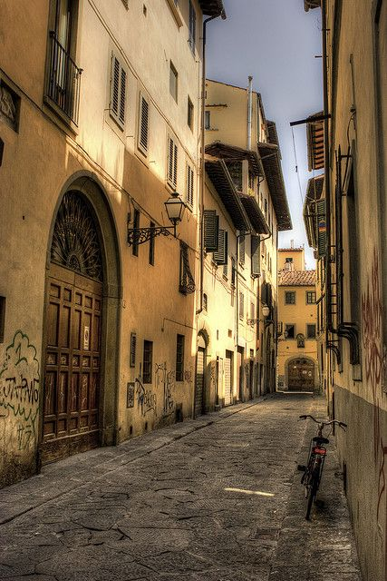 Le strade di Firenze