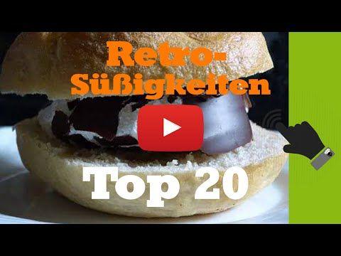 retro Süßigkeiten (TOP 20) 70er/80er - YouTube