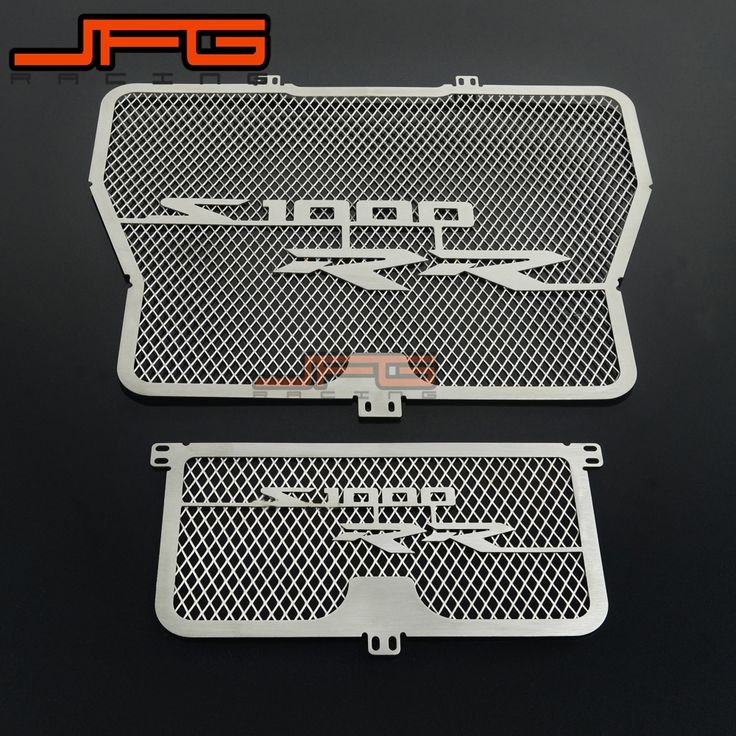 53.00$  Buy now - http://ali7hn.shopchina.info/1/go.php?t=32818422344 - Motorcycle New Stainless Steel Radiator Guard Cover Grille Grill Protector For BMW S1000RR 2009-2016 09 10 11 12 13 14 15 16  #buyonlinewebsite
