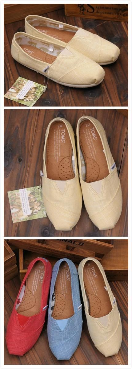 TOMS Shoes Outlet! $16.49