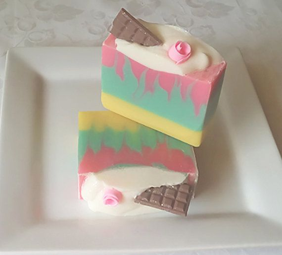 Hello Sweet Thang Soap by TEXOAP on Etsy
