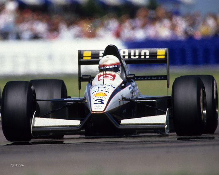 Stefano Modena (Tyrrell-Honda 020), 1991 British GP