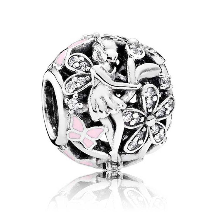 Pandora Dazzling Daisy Fairy Charm 791841EN68 | The Jewel Hut