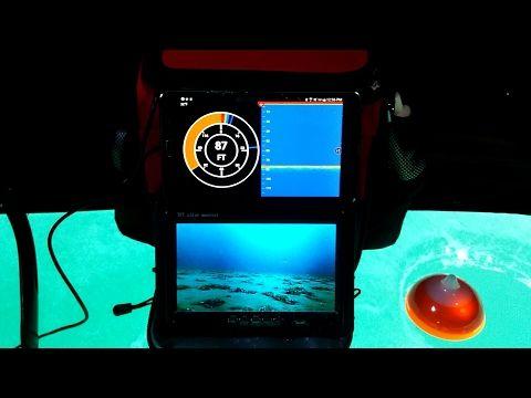 DIY Underwater Fishing Camera & Sonar (Fish Hunter 3D) - YouTube