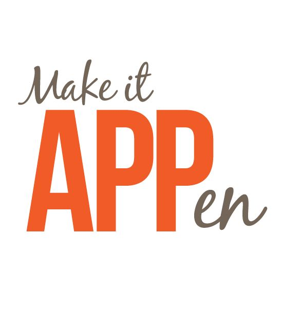 Do you need an app for your business? With Make it APPen we can help you create one!