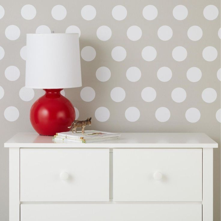 75 Polka Dots Bubble Wall Stickers Kid Decal Art Nursery Bedroom Vinyl Decora in Casa, arredamento e bricolage, Decorazione della casa, Adesivi da parete | eBay