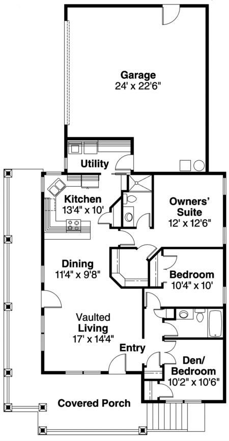 298 Best House Plans Images On Pinterest House Floor