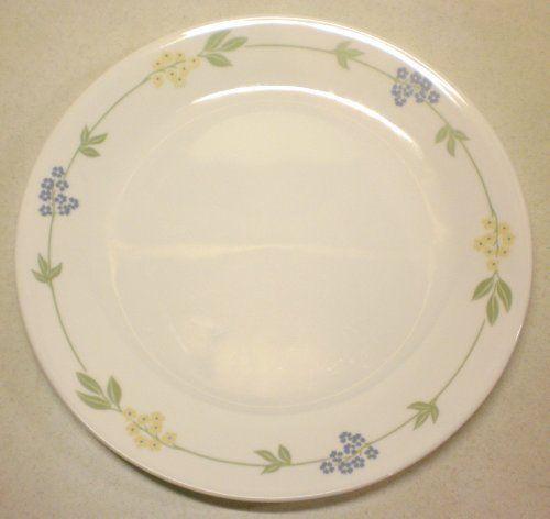 Corelle - Secret Garden - 10-1/4 Dinner Plates (Set of 4) by Corning. $19.99