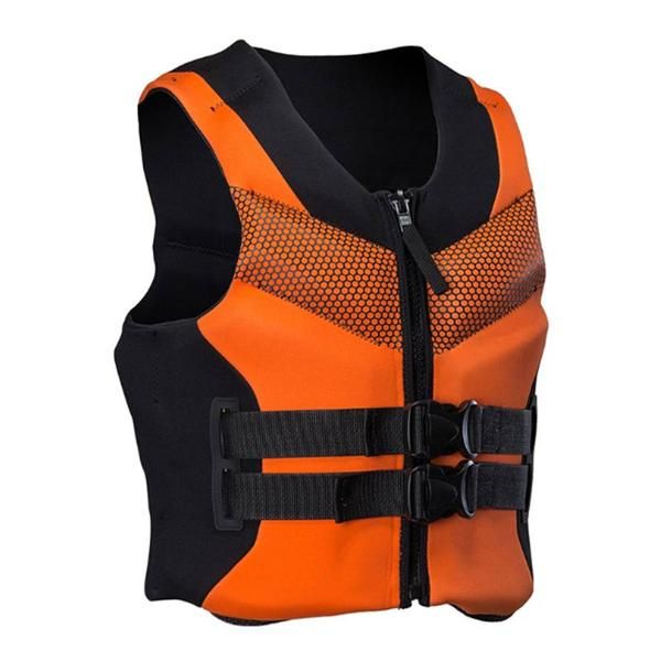 Sbart Neoprene Swimming Life Vest For Adults Youngsters In 2020 Life Vest Water Skiing Swim Life