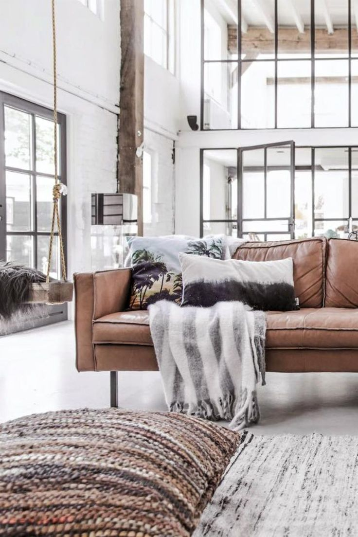 Best 25+ Industrial living ideas on Pinterest | Industrial chic ...