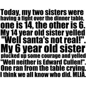 Lmfao. This would be my sisters but it would be one direction