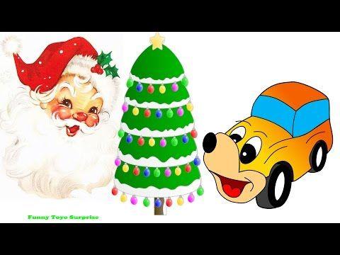 Jolly Old St Nicholas, Song Christmas Carol Music Cartoon Animation Nursery Rhimes Video Kids Toyo - YouTube