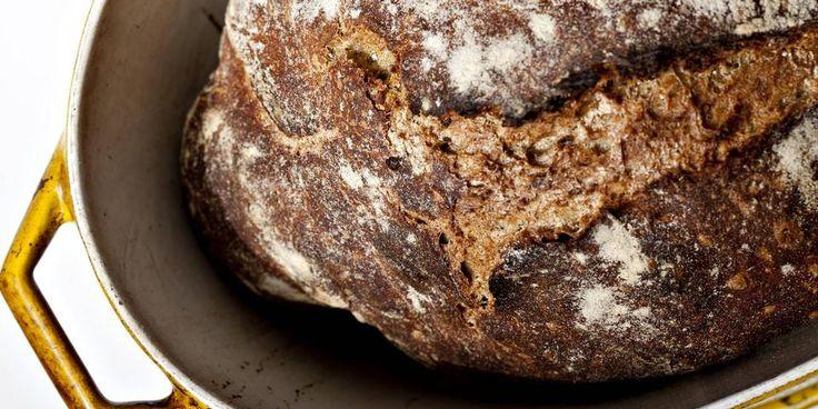 Italiensk brød med kraftig skorpe og god krumme.