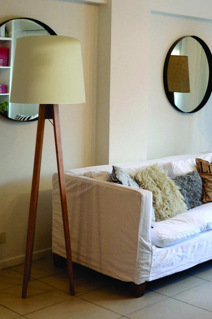 Encontrá las mejores ideas e inspiración para el hogar. Lámparas para el living y la oficina por Gabriela García | homify